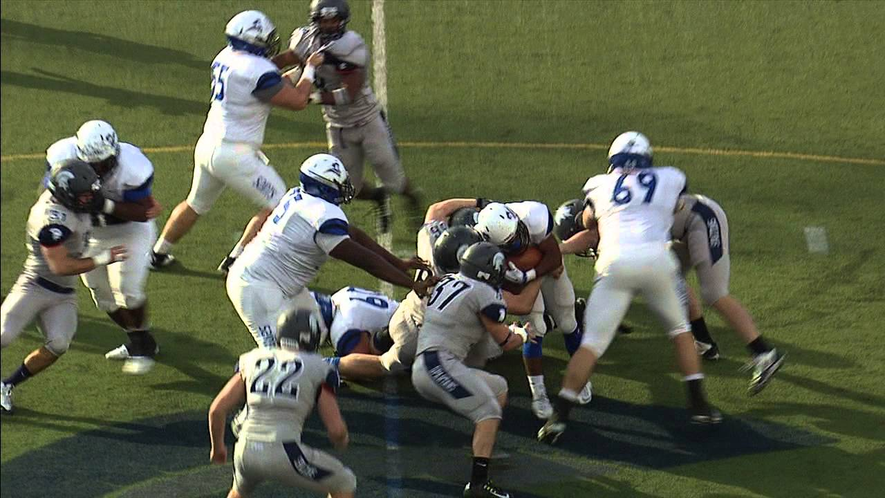 Spartan Football Case Western Reserve University Vs Thomas More