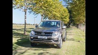 VW AMAROK V6  TDI COMFORTLINE TEST. DS3 CAFE RACER. AUTO AL DÍA (1.6.19)