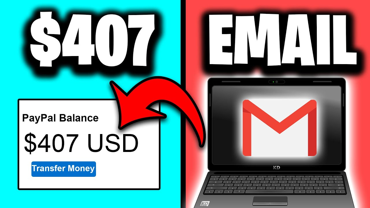 Earn $407 Per Day From Emails! (Make Money Online)