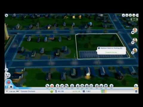 Simcity 3-Trade Depot!