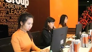English teaching becomes big business in Vietnam