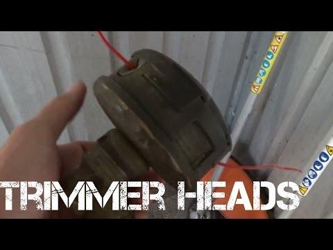 BEST TRIMMER HEAD - STIHL VS HUSQVARNA VS SHINDAIWA AND MORE