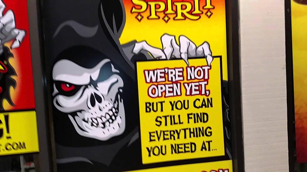 Spirit Halloween Super Opening Soon Yay You