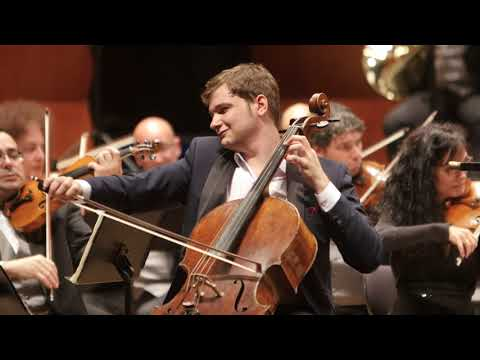 """Musical Pilgrimage"" performed by Andrei Ioniță/Dmitry Yablonsky/MPO"