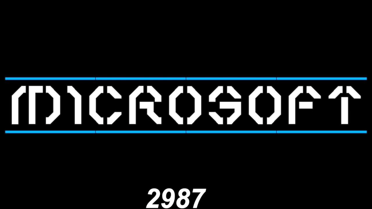 Download Microsoft Logo History Revision 1 Part 1