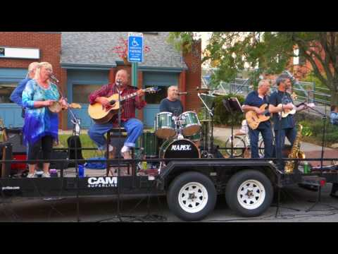 Bruce John - Amie - Willimantic CT - 3rd Thursday Streetfest - (9/15/16)