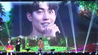 160917 NAM JOO HYUK 1st Fan Party in Bangkok Talk 1/2