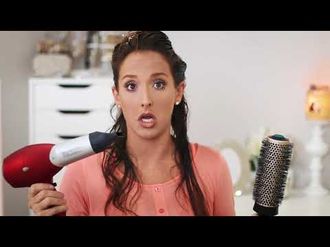 Blow Out Your Hair Like a PRO!  Shayna Greer