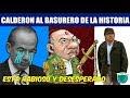 "Redes Destrozan a Calderón porque AMLO le dijo ""Comandante Borolas"" y Felipe Contestó Enloquecido"
