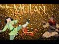 """MULAN"" [I'll Make A Man Out Of You Remix!] -Remix Maniacs"