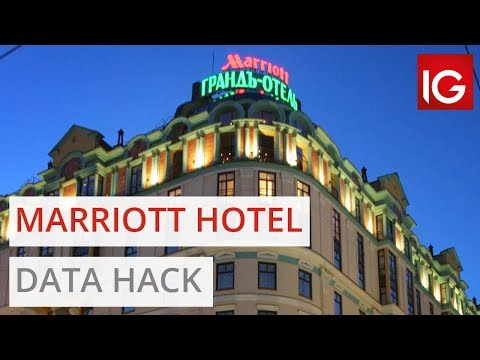 Marriott Hotel Data Hack | Top Corporate News