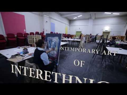 INTERETHNIC CAMP OF CONTEMPORARY ART