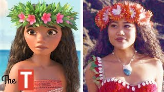 25 Disney Characters As Real People