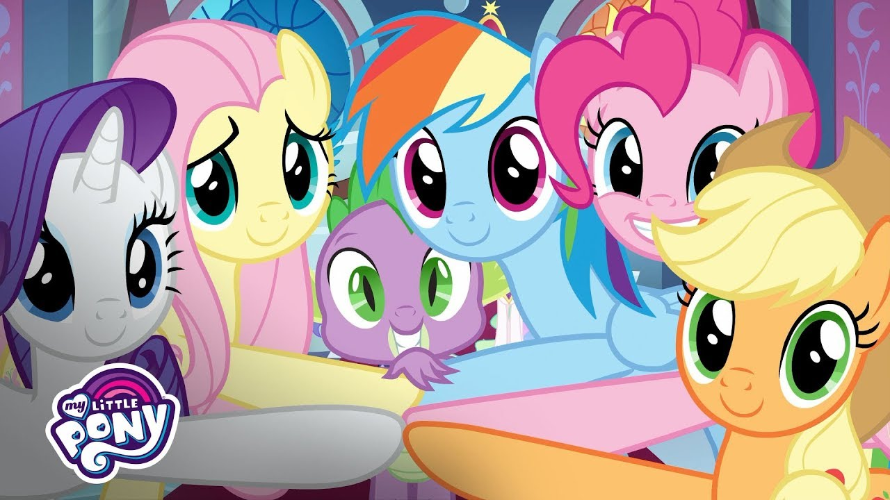 My Little Pony' Sets Final Season on Discovery Family
