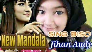 Sing Biso Jihan Audy Live in SMK Bhakti Mulia Blora