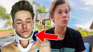 I Got Beat Up By a Grown Man... (lesson learned)