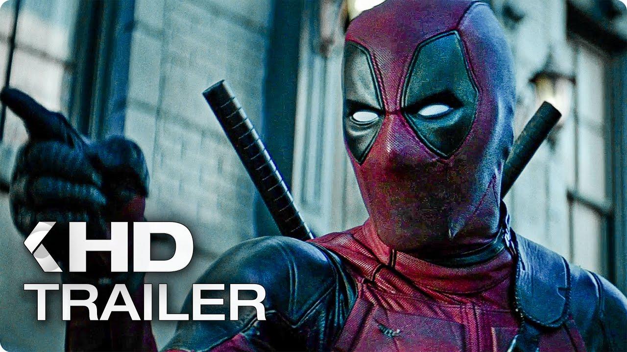 Deadpool Trailer 2 Transcript