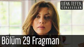 Ufak Tefek Cinayetler 29. Bölüm Fragman