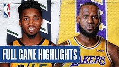 JAZZ at LAKERS | FULL GAME HIGHLIGHTS | October 25, 2019