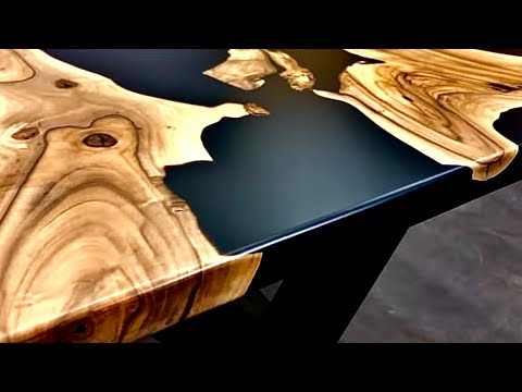 Epoxy Resin river