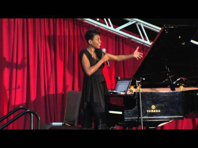 Momentum: Maverick Style | Jade Simmons | TEDxStLouisWomen