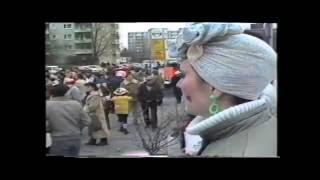 Fasching am Stutenanger 1984