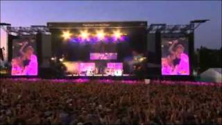 Rihanna Cheers Drink To That Live At V Festival 2011
