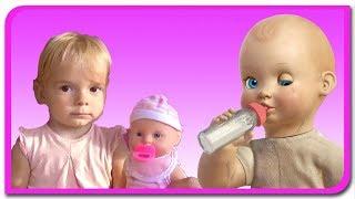 Colectia mea de Bebelusi  Anabella Show