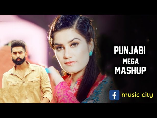 Punjabi Mashup 2018 | Nonstop punjabi Remix Songs | Latest Punjabi Song 2018 #03
