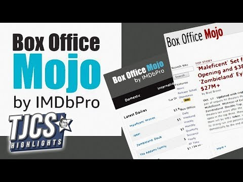 People Are Upset With Box Office Mojo's Redesign