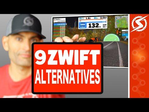 Альтернативы Zwift 2019 1