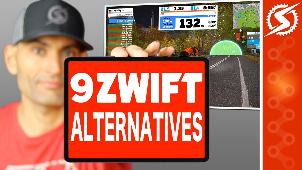 TOP ZWIFT ALTERNATIVES (2019): 9 FREE and PAID Indoor Cycling Apps For Your  Indoor Training
