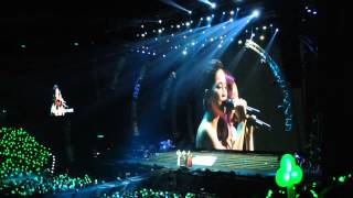 S.H.E 2GETHER 4EVER 高雄安可場 2014 - Nothing Ever Changes