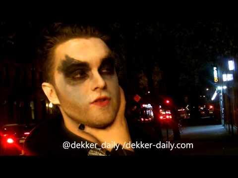 Thomas Dekker  NYC  4202014: talking about music!