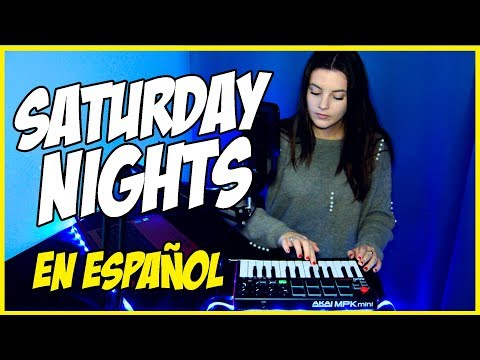 Saturday Nights Remix - Khalid X Kane Brown Cover Español  SUZY