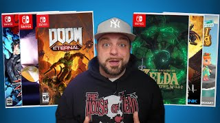 15 Biggest Nintendo Switch Games Coming In 2020!