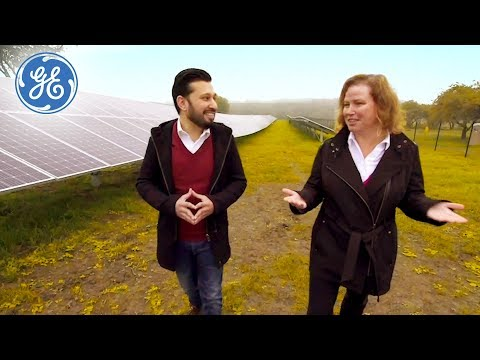 Inside GE: Find Out How Reservoir Provides Reliable Power Solutions | GE Power