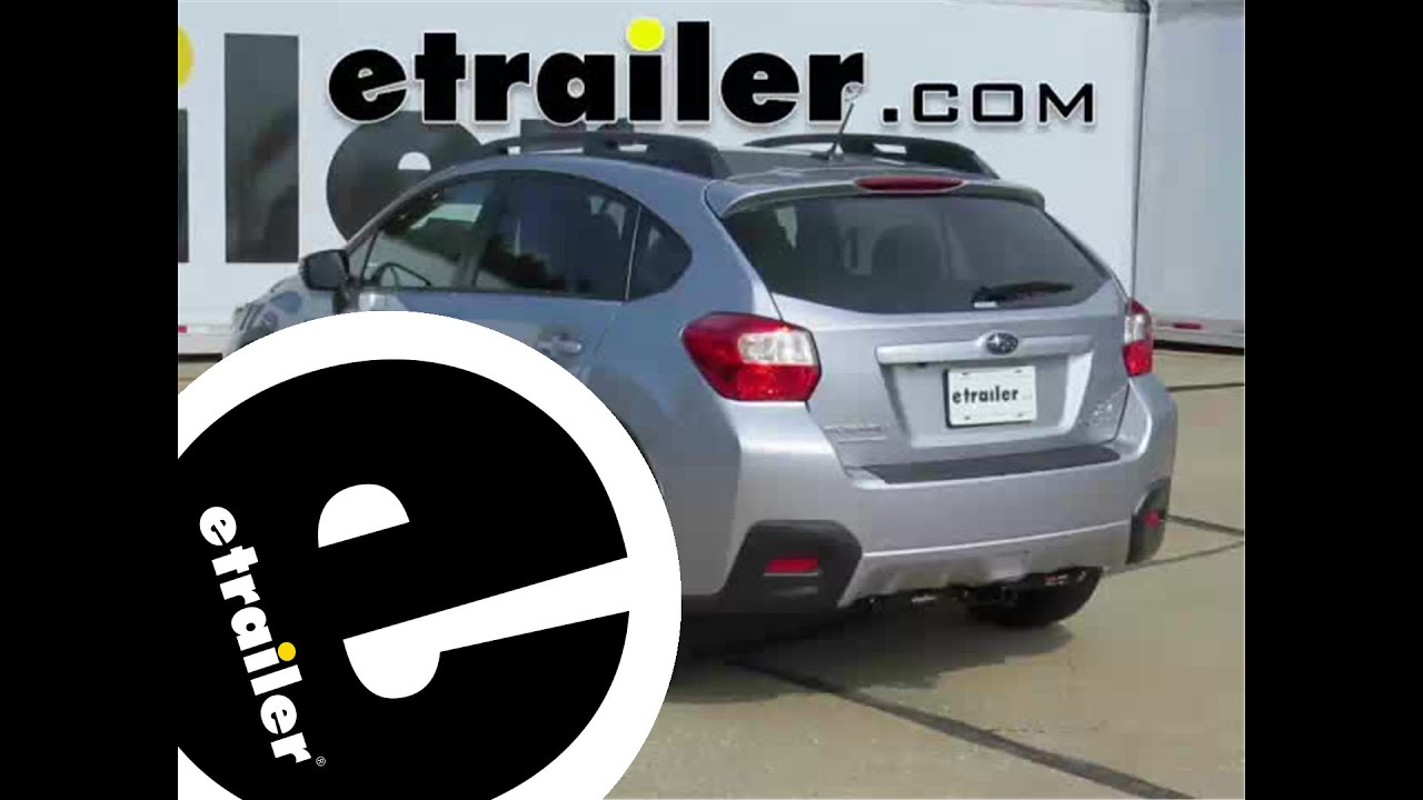 maxresdefault installation of a trailer hitch on a 2015 subaru xv crosstrek  at bayanpartner.co