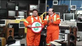 City of Toronto E Waste - Chuck & Vince