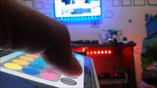 Lampu Led Strip RGB untuk hiasan bisa dikontrol pakai HP