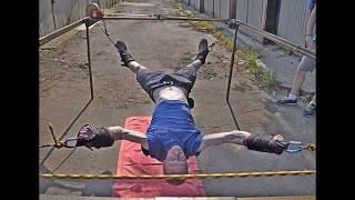 видео Тренажерные системы в адаптивной физической культуре. Основы биомеханики