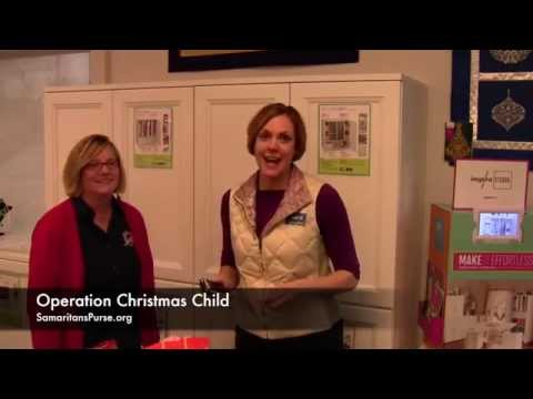 Quick Sewn Gift Ideas for Operation Christmas Child