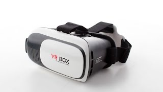 Обзор VR BOX - Шлем виртуальной реальности для телефонов