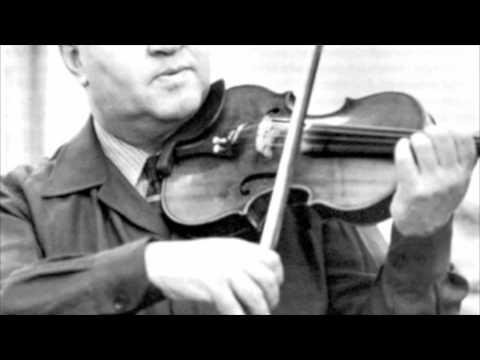David Oistrakh (as concertmaster) -  Scheherazade - IV (Rimsky-Korsaskov)