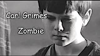 Carl Grimes/ Zombie