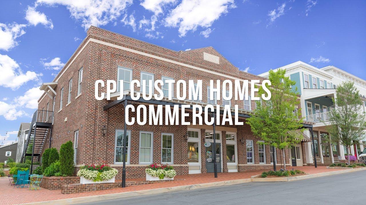 Columbus, GA Pediatrics in Old Town - CPJ Custom Homes Commercial
