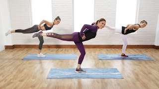 The Ultimate Booty Lift and Tone Workout   Class FitSugar
