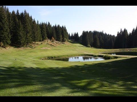 Trou n°13 - Golf Les Gets