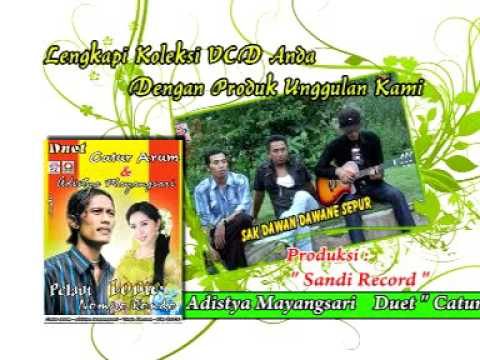 Album  Duet Adistya feat Catur (Official Music Video)