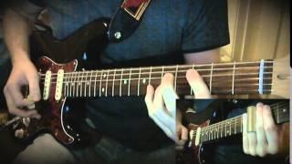 Dirty Movies - Van Halen guitar Cover